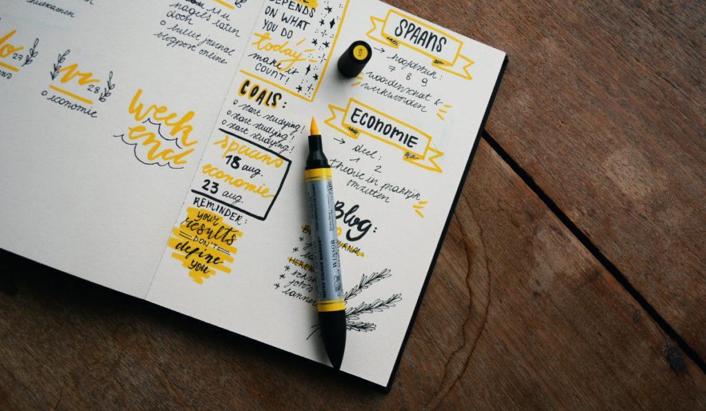 5 принципов самодисциплины: Планирование