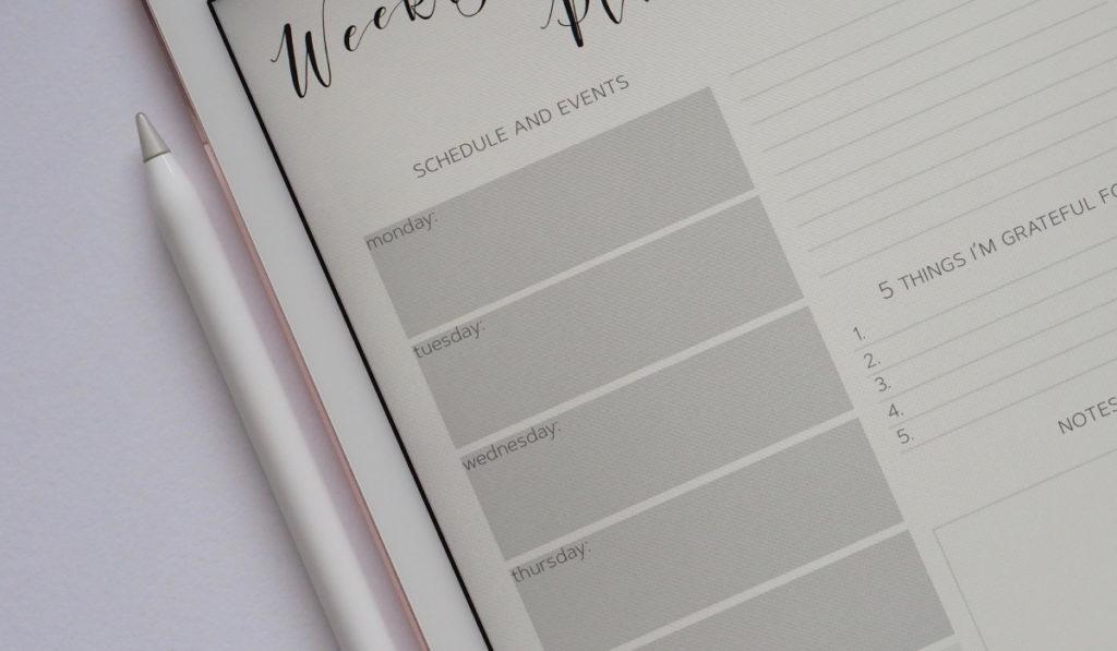 Запишите все свои задачи