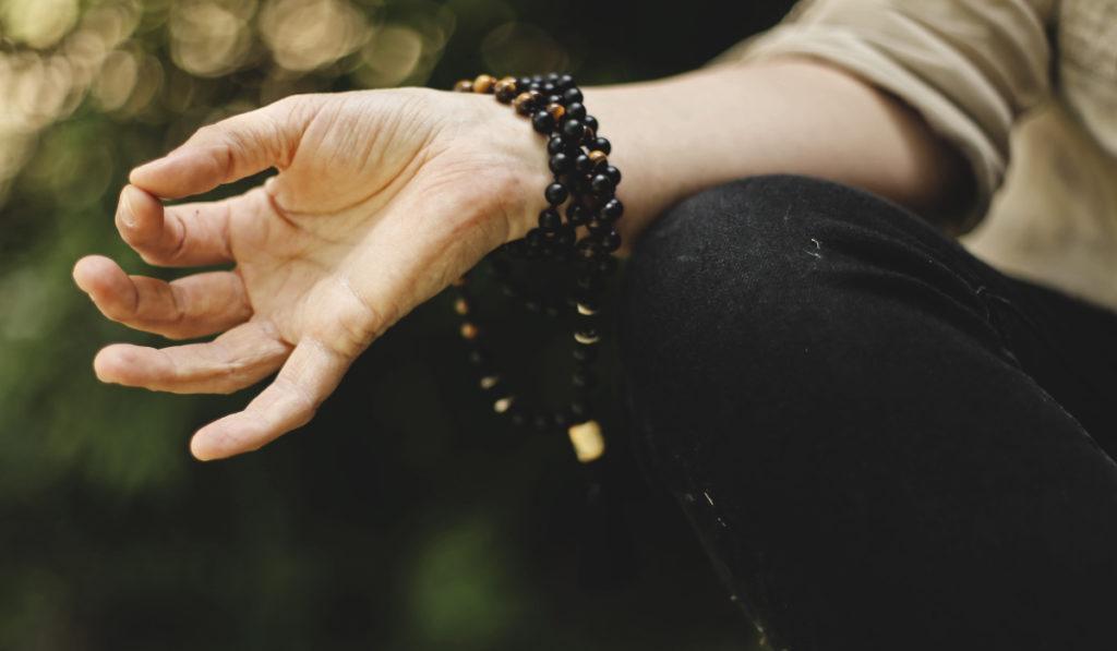 Отдохнуть за 5 минут: Медитация